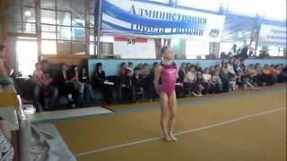 Внутренние соревнования по спортивной гимнастике(Мое измененное видео., 2012-01-18T13:43:26.000Z)