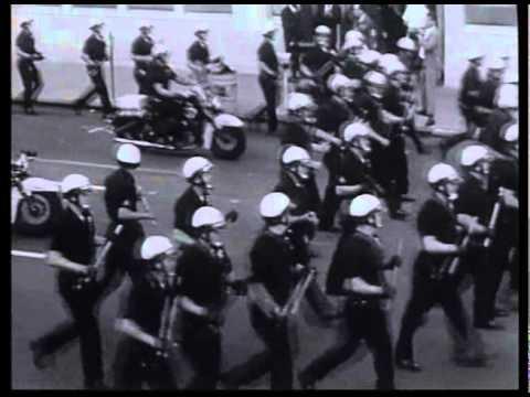 Joan Baez gets arrested (sound version) 1967