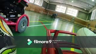 GoPro 電動車椅子サッカー 大阪ローリングタートル  練習 Powerchair Football GoPro