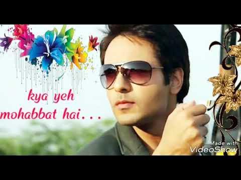 Andekhi Anjaani kya ye mohabbat hai || Love || Whatsapp status....😘😘💞