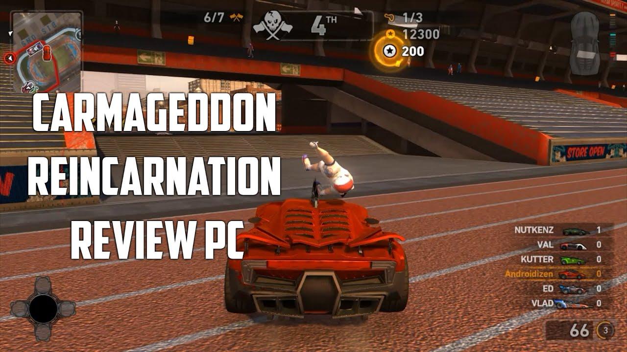 Carmageddon Reincarnation Download PC