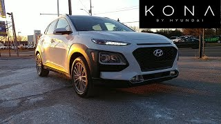 All new 2018 Hyundai Kona! Lane keep assist tested!