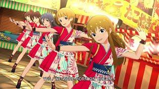 スマートフォン向けアプリ「アイドルマスター ミリオンライブ! シアターデイズ」 ゲーム内楽曲『BORN ON DREAM! ~HANABI☆NIGHT~』のMVを公開!