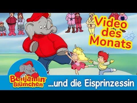 Benjamin Blümchen: ...und die Eisprinzessin VIDEO DES MONATS NOVEMBER