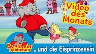 Benjamin Blmchen ...und die Eisprinzessin VIDEO DES MONATS NOVEMBER