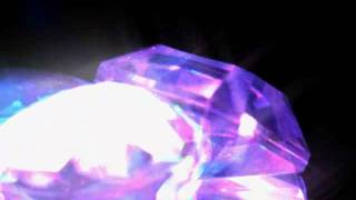 Royalty Free Footage  Luminous stone bright shine glitter 7 gem