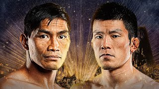 Eduard Folayang vs. Shinya Aoki | All Wins In ONE Championship