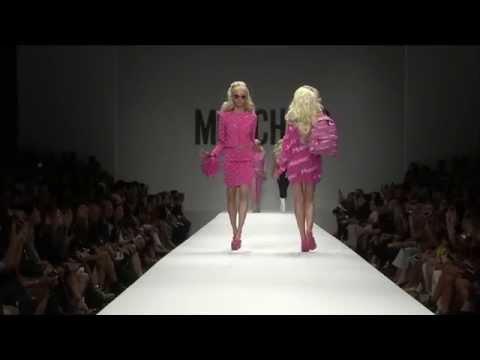 Moschino Spring/Summer 2015 Fashion Show