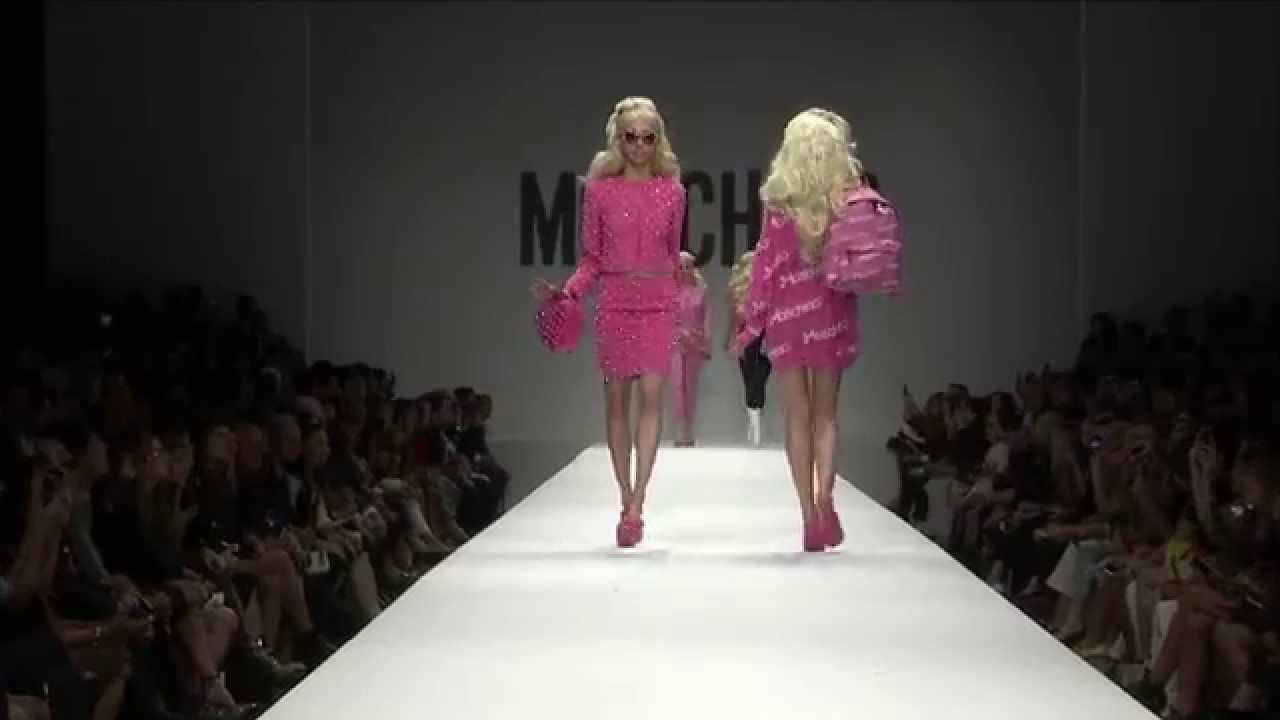 Moschino Spring/Summer 2015 Fashion Show
