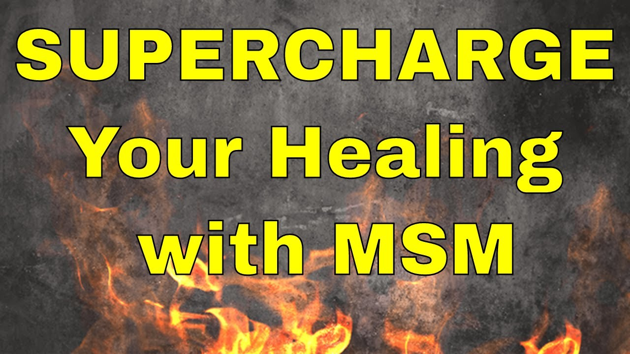 Download The Power of MSM. This is one of only 2 supplements that I recommend to all my clients. Learn why!