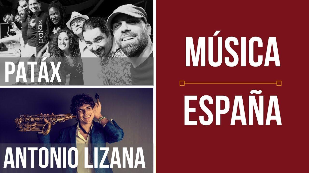 Entrevista con Patáx y Antonio Lizana (Músicos España)