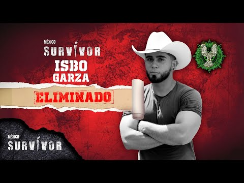 Isbo Garza se despide de Survivor México. | Survivor México