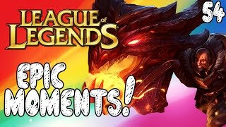 League of Legends Epic Moments - Can't Touch This, All Calculated, Lee Is Whipped
