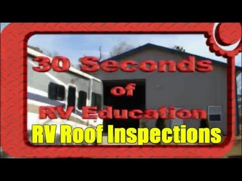 Rv Roof Maintenance How To Video Series Rv52 Com The