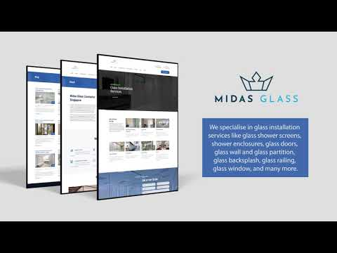 Midas Glass Contractor Singapore: #1 Recommended Glass Contractor in Singapore