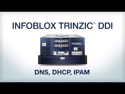 Essential Network Control with Infoblox Trinzic DDI (DNS, DHCP & IPAM)
