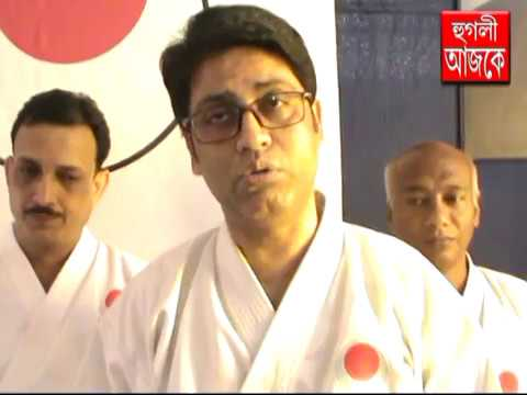 6th JKA Shotokan Karate Camp-2017 in Hooghly (News: Hooghly Ajke)