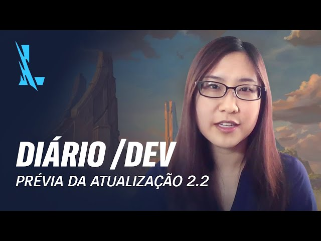 Diário /dev: Prévia da Atualização 2.2 – League of Legends: Wild Rift