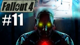 Let s Play FALLOUT 4 - Episode 11 - Call To Arms Quest