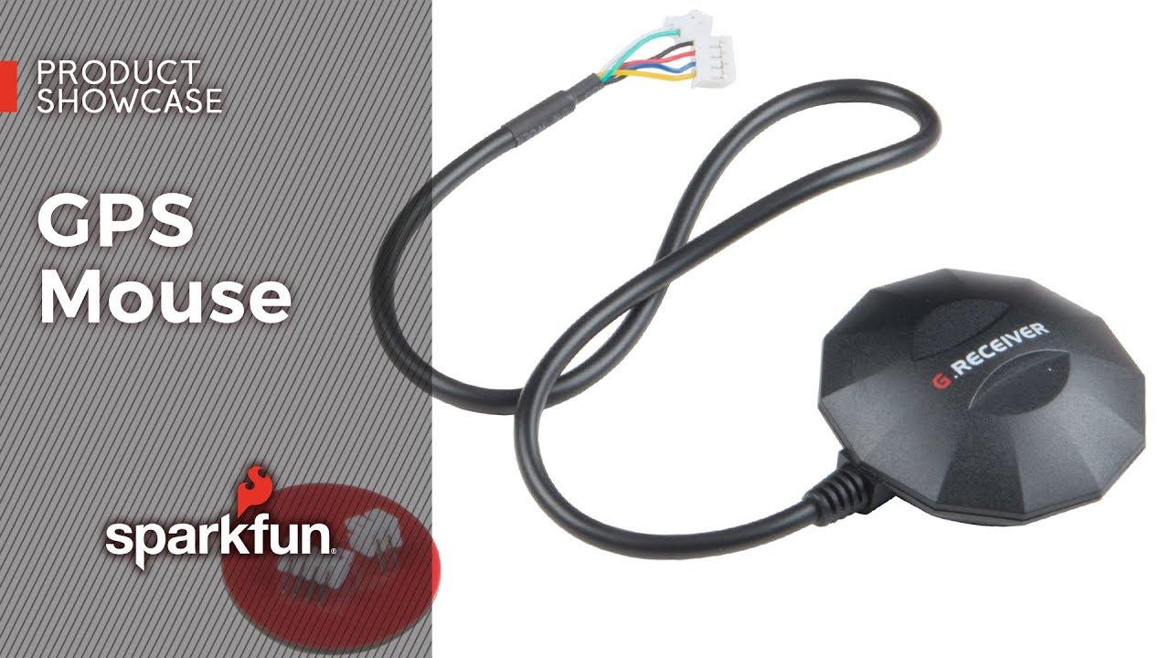 Product Showcase: GPS Mouse