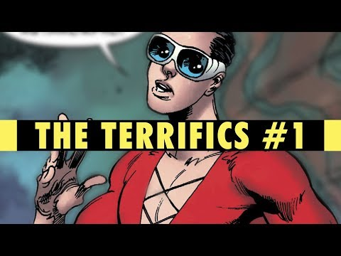 Into the Unknown | The Terrifics #1 Review