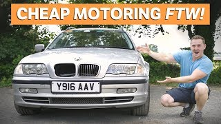 £140 BMW Review: 1 Year Later!
