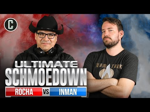 John Rocha VS Jason Inman - Movie Trivia Schmoedown Round 1