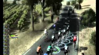 Pro Cycling Manager 2012 gameplay