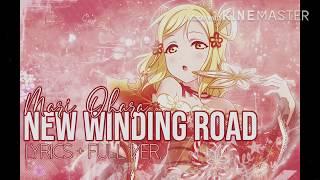 【ラブライブ!サンシャイン!!】New Winding Road/小原鞠莉(CV:鈴木愛奈)
