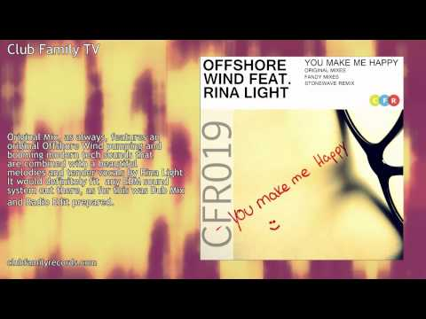 Offshore Wind feat. Rina Light - You Make Me Happy (Original Mix) CFR019