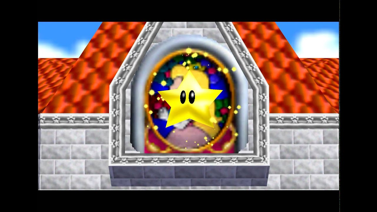 Super Mario 64 is a 5-Minute Adventure With the Right Tools