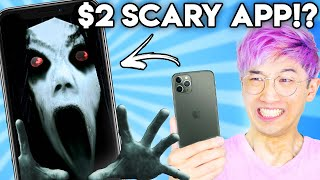 Can You Guess The Price Of These CRAZY iPHONE APPS!? (GAME)