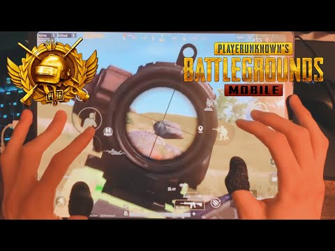 [PUBG MOBILE]God Of M416 & Six Fingers Claw Hand Cam#2 CONQUEROR