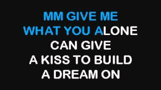 A kiss to build a dream on.avi