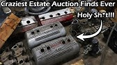Craziest Estate Auction Finds Ever!!!