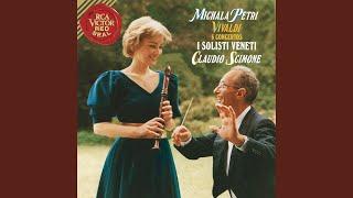 Play Concerto for Recorder, 2 Violins & Continuo in A Minor, RV. 108 I. Allegro