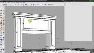 Ddc For Sketchup - Planning A Kitchen - Part 1
