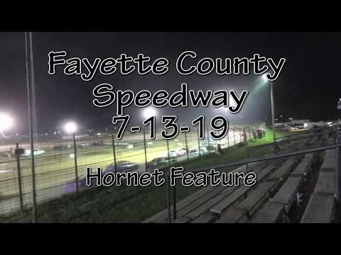 Fayette County Speedway Hornet Feature