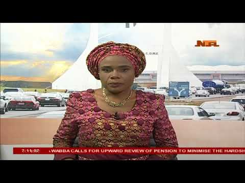 NTA Good Morning Nigeria: 12/12/2017