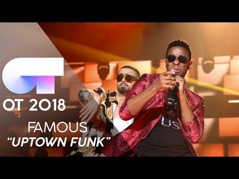 """UPTOWN FUNK"" - FAMOUS | GALA 10 | OT 2018"