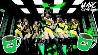 Girls` Generation - MILO #BeatEnergyGap