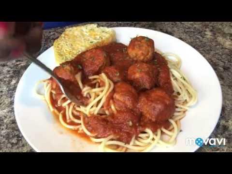 Frozen 3-Cheese Italian Meatballs With Spaghetti | How To Make Frozen Meatballs In Crockpot