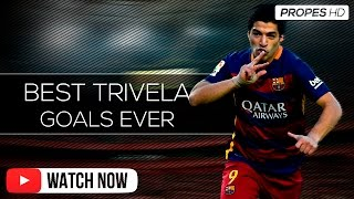 Best Trivela Goals Ever in Football
