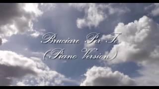 Bruciare per Te - Elisa (Piano) Cover by Matt DeLuise