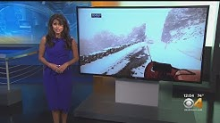 Trail Ridge Road Remains Closed Due To Snow, Ice