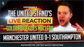 Manchester United Vs Southampton 0-1 | Van Gaal Out! Austin Goal