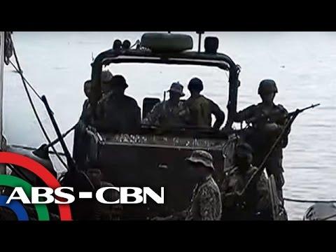 PH Navy, pumalibot sa Sulu kontra Abu Sayyaf