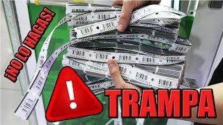 COMO TENER TICKETS INFINITOS CON SOLO 1 | TICKETS ILIMITADOS thumbnail