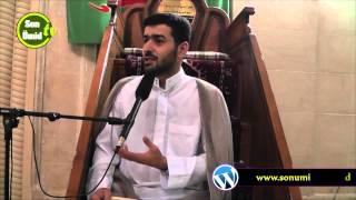 Hacı Samir _ Ramazan moizəsi  (Nuh Surəsinin təfsiri) [02.07.2015]