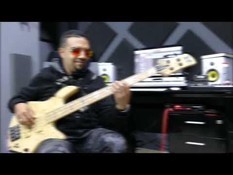 Mustapha Bouchou Jazz  Fusion 1-7 minus bass